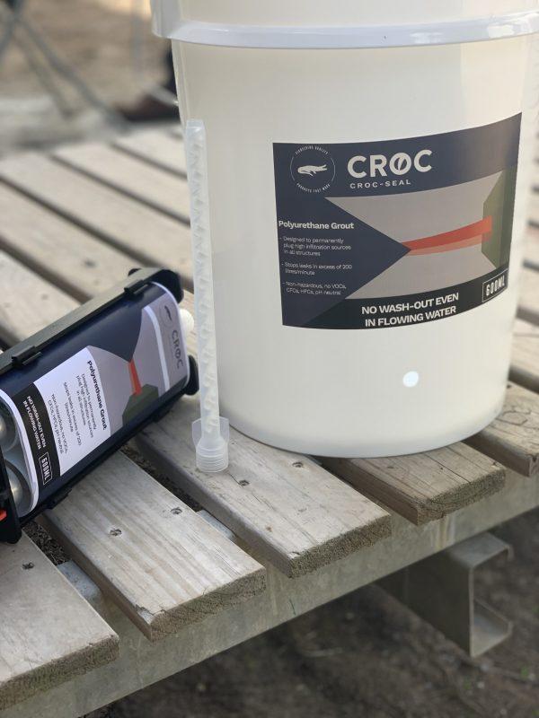 Croc-Seal | Waterstop Sealant