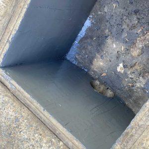 Smooth Trowel - Concrete Repair Epoxy