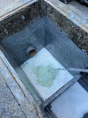 Grease Grenade | Sewer Degreaser